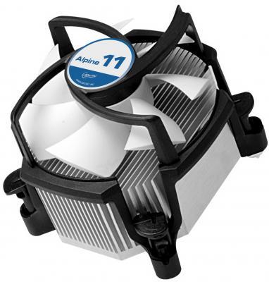 Кулер для процессора Arctic Cooling Alpine 11 Rev.2 Socket 1156 775 UCACO-AP111-GBB01