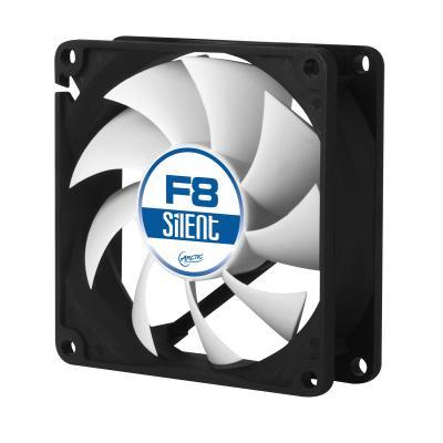 Вентилятор Arctic Cooling Arctic F8  80мм Silent 1200об/мин ACFAN00025A