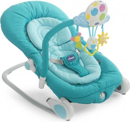 Фото Кресло-качалка Chicco Balloon Baby (light blue)