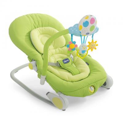 Кресло-качалка Chicco Balloon Baby (spring)