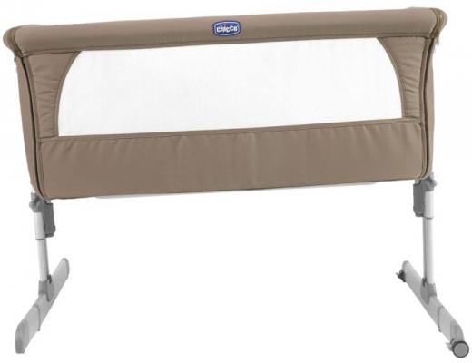 Кроватка Chicco Next2me (dove grey)