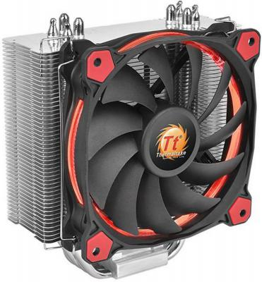 Кулер для процессора Thermaltake Riing Silent 12 Red CL-P022-AL12RE-A Socket 2011/1156/1155/1366/775/AM2/AM3/FM1/FM2