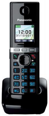 Радиотелефон DECT Panasonic KX-TGA806RUB черный радиотелефон gigaset a120 white