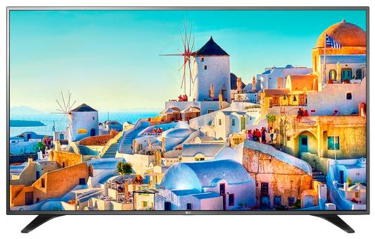 Телевизор LG 55UH651V серый черный lg 55uh651v