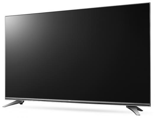Телевизор LG 43UH750V серый