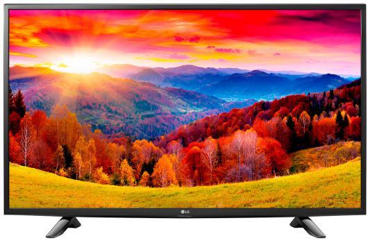 Телевизор LG 49LH595V черный