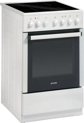 Электрическая плита Gorenje EC52203AW0 белый