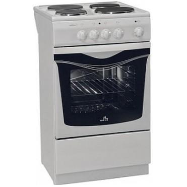 Электрическая плита De Luxe 5004.14э белый