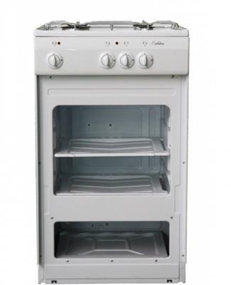 Газовая плита De Luxe 5040.39г щ белый