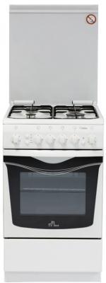Комбинированная плита De Luxe 506040.00гэ белый
