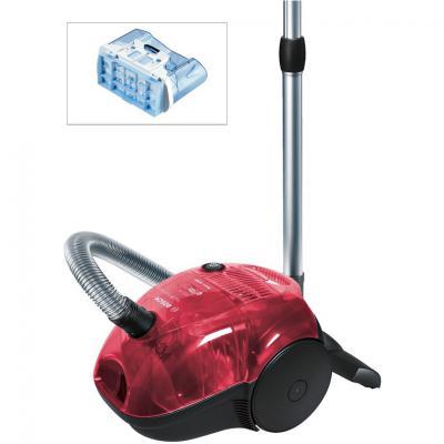 Пылесос Bosch BSB2982 с мешком сухая уборка 1800Вт красный