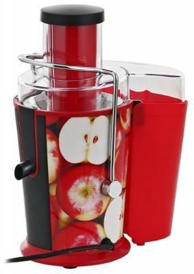 Соковыжималка Polaris PEA 0930 900 Вт пластик красный