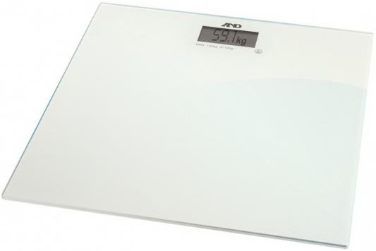Весы напольные A&D UC-300 белый