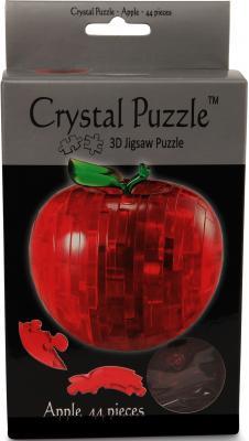 Головоломка CRYSTAL PUZZLE Яблоко красное от 7 лет 90005