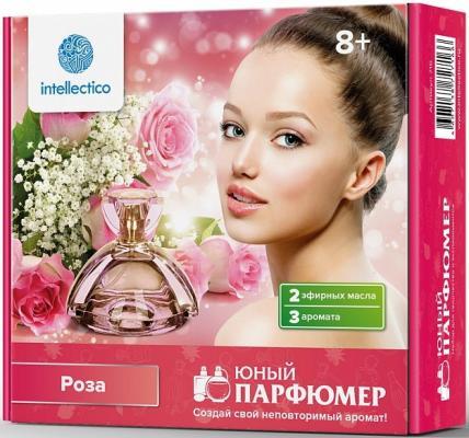 "Набор для творчества Intellectico Юный парфюмер мини ""Роза"" от 8 лет 716"