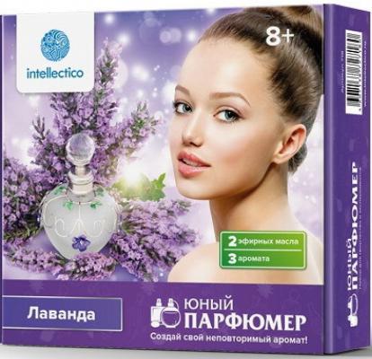 Набор для творчества Intellectico Юный парфюмер мини Лаванда от 8 лет 718 набор для творчества intellectico юный парфюмерароматы востока от 10 лет 713