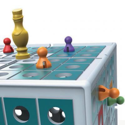 Настольная игра PLASMART стратегическая Царь Куба M-SQ-001