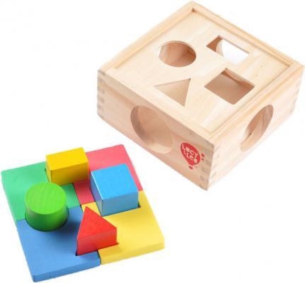 Игрушка из дерева Занимательная коробка LUCY&LEO LL112
