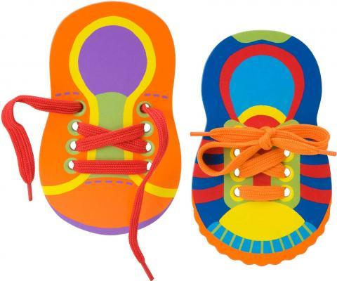 Игрушка-Alex шнуровка Завяжи шнурки, от 3 лет 570WN