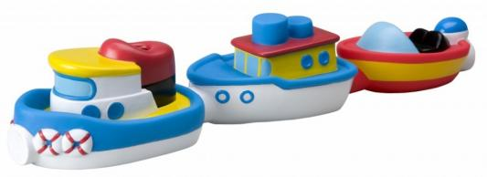 все цены на Набор игрушек для ванны ALEX Магнитные лодочки 823W онлайн
