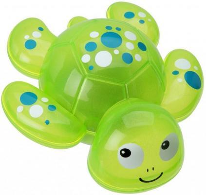 Пластмассовая игрушка для ванны Alex Черепашка 12 см 842T пластмассовая игрушка для ванны alex чашки уточки