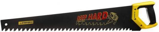 Ножовка Stayer Deep Hard по пенобетону 2-15097 цены