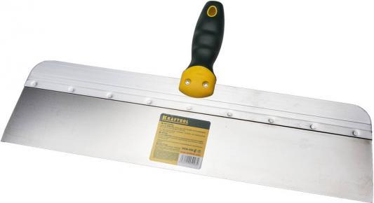Шпатель Kraftool 10036-450 шпатель фасадный kraftool 350мм с двухкомпонентной ручкой нержавеющее полотно 10036 350