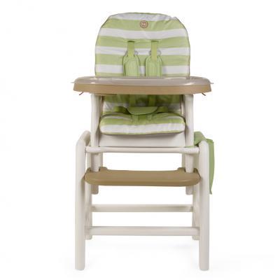 Стульчик для кормления Happy Baby Oliver V2 (green)