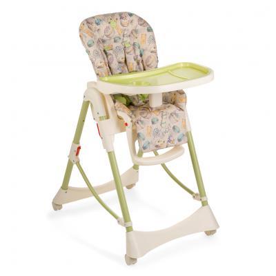 Стульчик для кормления Happy Baby Kevin V2 (green) стульчик для кормления happy baby william v2 бежевый