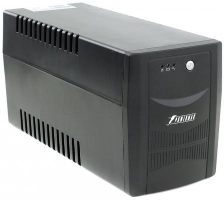 ИБП Powerman Back Pro 1500 источник бесперебойного питания ippon back power pro lcd 600