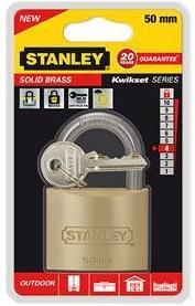 Замок Stanley S 742-032