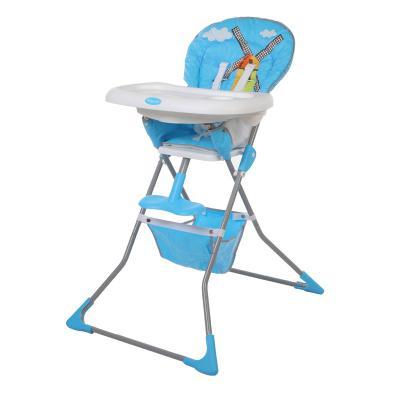 Стульчик для кормления Baby Care Tea Time (blue)