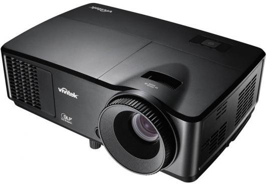 Проектор Vivitek DX255 DLP 1024x768 3200Lm 10000:1 VGA HDMI USB RS-232 проектор vivitek h1188