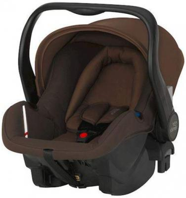 Автокресло+база Britax Romer Primo (wood brown trendline)