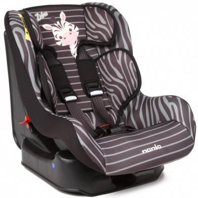 Автокресло Nania Driver (zebra) от 123.ru