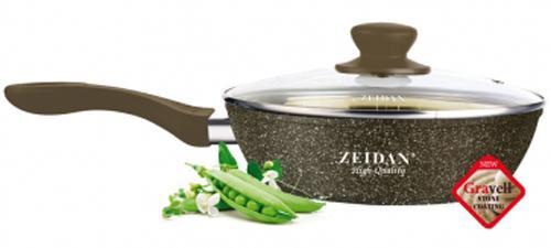 Сковорода Zeidan Z50248 26 см алюминий zeidan z 90120