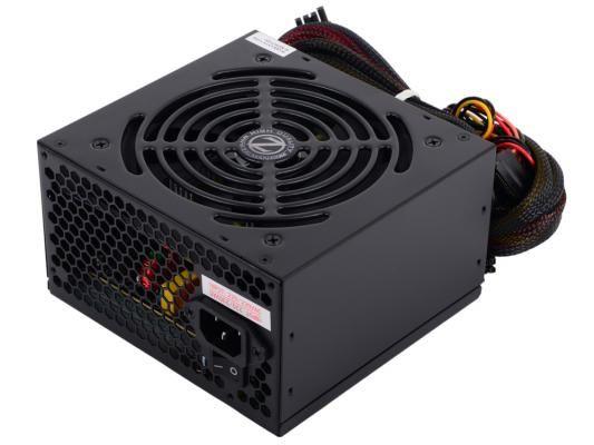 БП ATX 600 Вт Zalman ZM600-LEII бп atx 600 вт exegate atx xp600