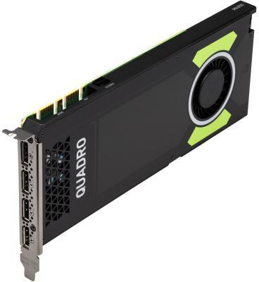 Видеокарта 8192Mb PNY Quadro M4000 PCI-E GDDR5 4хDP VCQM4000BLK-1 OEM