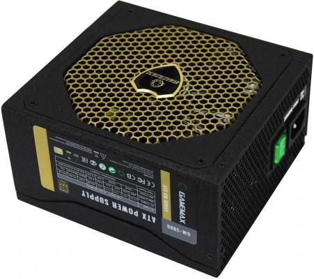 БП ATX 500 Вт GameMax GM-500 Gold бп atx 600 вт gamemax gm 600