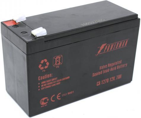 Батарея Powerman CA1270 12V/7AH батарея exegate 12v 7ah exs1270 es252436rus