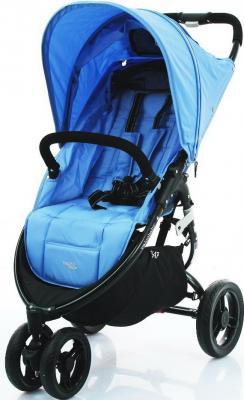 Купить Прогулочная коляска Valco baby Snap (powder blue), голубой, Прогулочные коляски