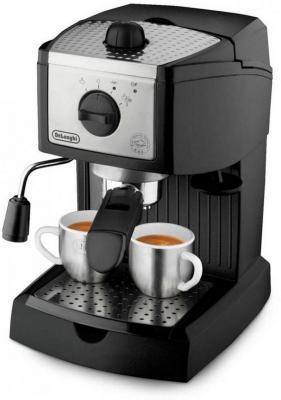 Кофемашина DeLonghi EC156 черный