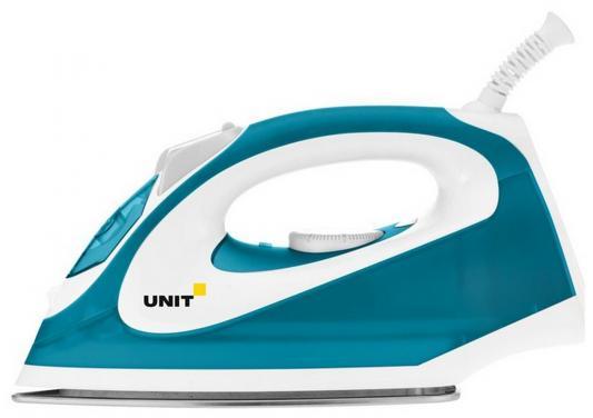 Утюг UNIT USI-192 2200Вт бело-синий утюг unit usi 280 2200вт белый синий