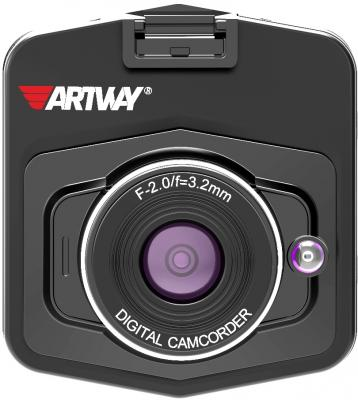 Видеорегистратор Artway AV-513 2.3 1920x1080 140° microSD microSDHC датчик движения видеорегистратор artway av 711 av 711