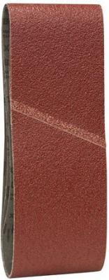 Набор шлифовальных лент Bosch 2609256208  набор шлифовальных лент bosch 2608606080