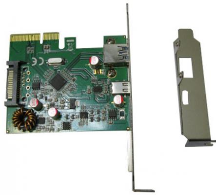 Контроллер PCI-E Espada FG-EUSB311C1A