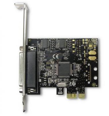 Контроллер PCI-E Espada FG-EMT03A-1-BU01 контроллер espada pci e sata2 2port esata 2port ide raid jmb363 pcie005