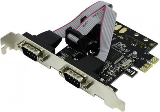 Контроллер PCI-E Espada FG-EMT03C-1-CT01/BU01 контроллер espada pci e to usb3 0 fg eu309a 1 bu01 eu309a 1