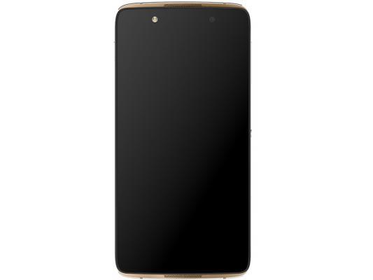Смартфон Alcatel OneTouch OT6055K IDOL 4 золотистый 5.2 16 Гб NFC LTE Wi-Fi GPS 3G steinmeyer часы steinmeyer s191 11 35 коллекция motocross