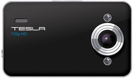 """Видеорегистратор Tesla RoverEye A2 Generalplus 6624 GC0308 2.7"""" 1280x720 3Mp  microSD miniUSB цены онлайн"""